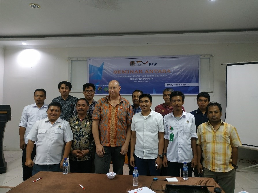 Partisipatory Land Use Planning  Di Wilayah Taman Nasional Lore Lindu